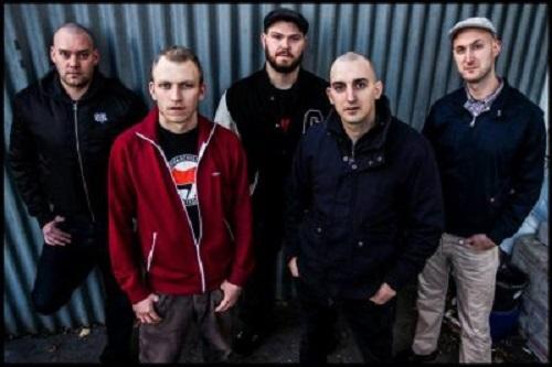 Enraged Minority-Band-Foto 12/ 2015
