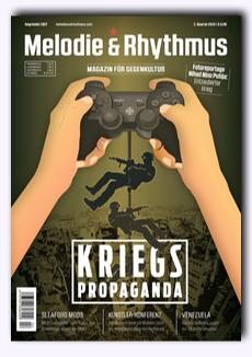 Melodie & Rhythmus. Magazin für Gegenkultur 2/ 2019 - Titelblatt